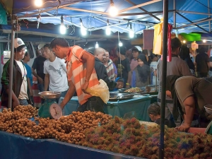 Kuta Night Markets