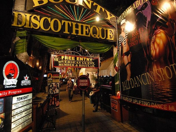 Bounty Discotheque